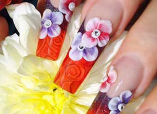 Nail Art Courses in Glasgow