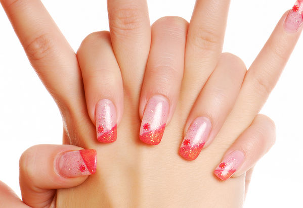 Latest hair style acrylic nails design acrylic nails ideas for Acrylic nails salon