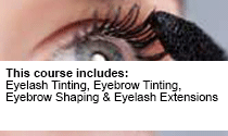 Eyelash Extensions Courses in Newcastle